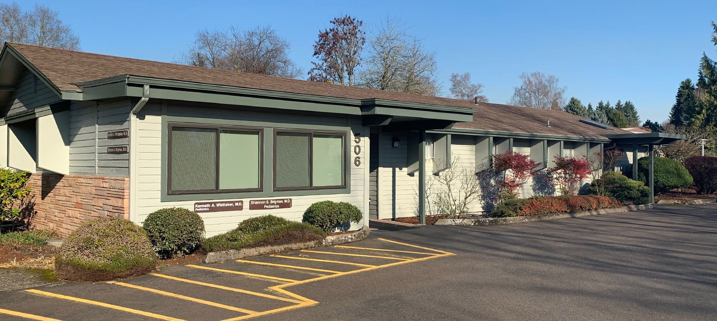 Dr. Ken Whittaker Pediatrics - Newberg clinic location